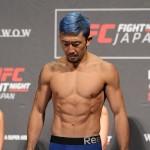 【UFC FOX22】仕切り直し、廣田瑞人×コール・ミラーはサクラメント大会で