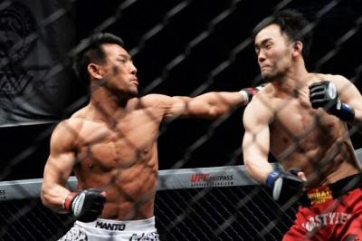 【Shooto】環太平洋ライト級王座を賭け平川智也と対戦、高橋遼伍 「攻撃力には自信をもってやっている」