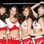 【Monday Ring Girl】SPIRIT MC Interleague 03