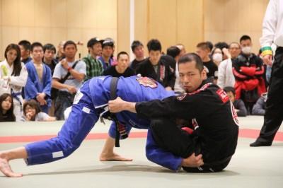 【JBJJF】東京国際マスター3黒帯ライトフェザー級優勝・金古一朗「背中を見せる必要がある」