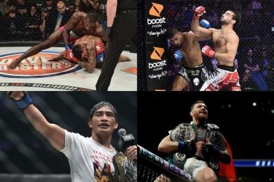 【Special】2016年の新チャンピオン──11月編、アジアで世界で歴史が代わる王座交代劇──於MMAPLANET