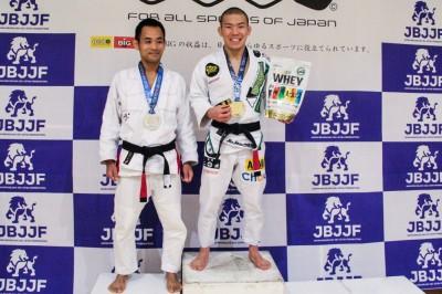 【JBJJF】東京国際 嶋田裕太が圧倒的な強さでLフェザー制し、無差別はIMPACTOがクローズアウト