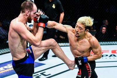 【UFC FOX22】試合結果 廣田UFC初勝利!! 水垣TKO負け&スター候補ヴァンザントとノースカット敗れる