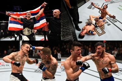 【UFC206】試合結果 ホロウェイが暫定フェザー級王者に。スワンソンがチェ・ドゥホとの大激闘制す