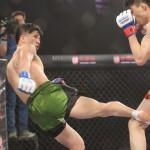 【KLF MMA08】己吏人がガラパゴス=中国クンルンファイトMMAフライ級王者チャン・メイシュンに挑戦!!