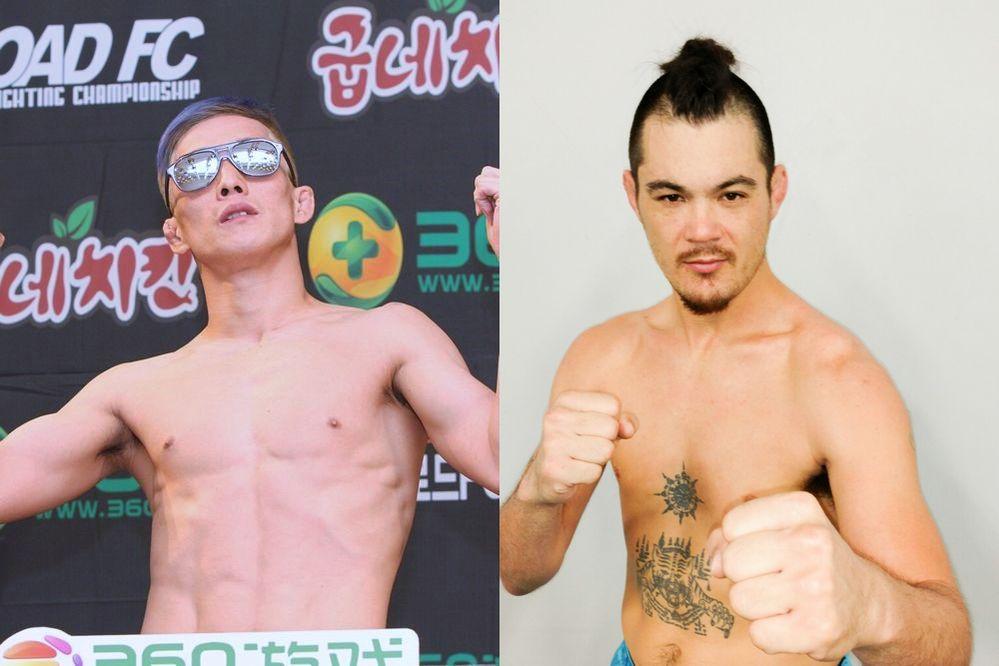 Hong Young-Ki vs Kuntz
