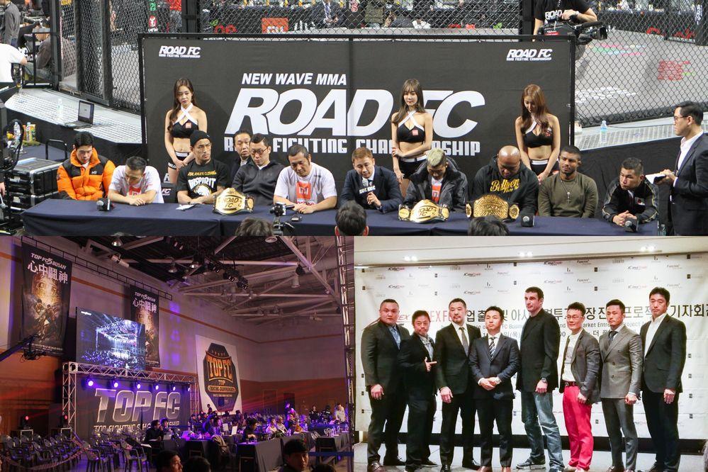 Korean MMA