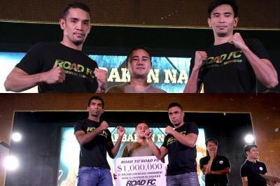 【URCC】URCCでROAD FCライト級100万ドルT東南アジア予選開催。本命はロメロ、対抗はベニビ……