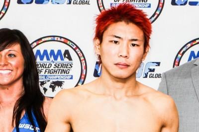 【Shooto】ストロー級挑戦者決定戦で猿田と対戦、猿丸ジュンジ「勝つのは勝つんですけど……」