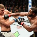 【UFC209】11月ドローの世界ウェルター級戦=ウッドリー×トンプソン戦、再び