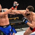 【UFC FOX23】試合結果 シェフチェンコ鮮やか一本。セラーニKO負けでウェルター級初黒星喫す