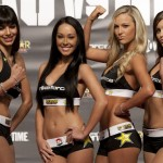 【Monday Ring Girl】Strikeforce「Feijao vs Henderson」