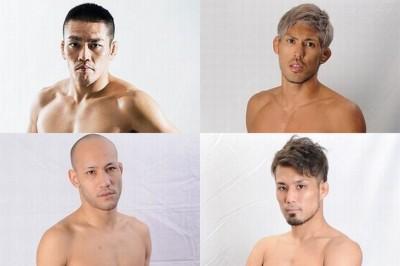 【DEEP & RFC】DEEP大阪大会でROAD FCライト級T日本予選。下石、岡野、LUIZ & 江藤が出場