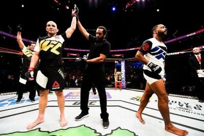 【UFC209&UFN107】ラシャドがミドル級で豪州・柔道五輪代表と対戦。グンナー・ネルソンはジョバーンと