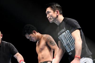 【Gladiator003】43歳、寒川慶一のMMAチャレンジ<02>「最後は皆で笑いたい」