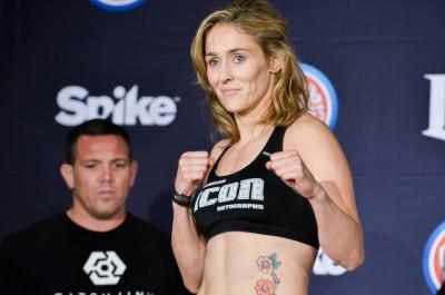 【Bellator174】リアル女子MMA界のパイオニア、マルース・クーネン「戦える状態をキープしてきた」