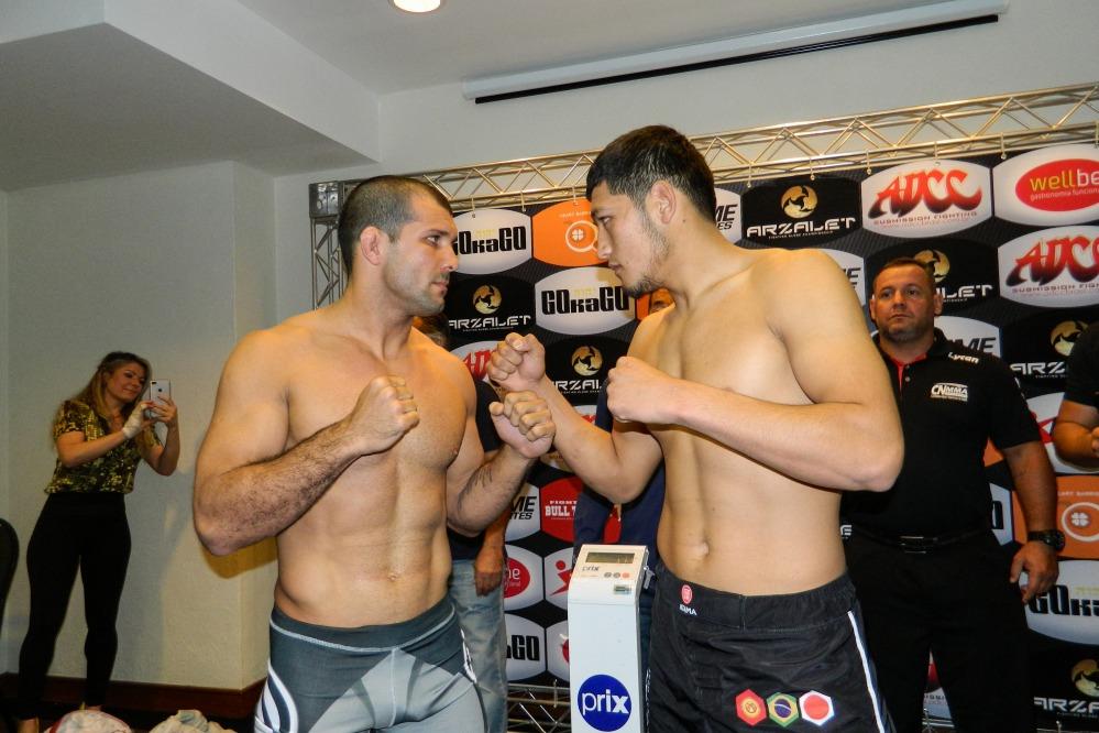 Rodolfo Vieira vs Zarylbek Daniyar