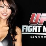 【UFN111】3年半振り、6月17日にシンガポールでUFCファイトナイト開催!!