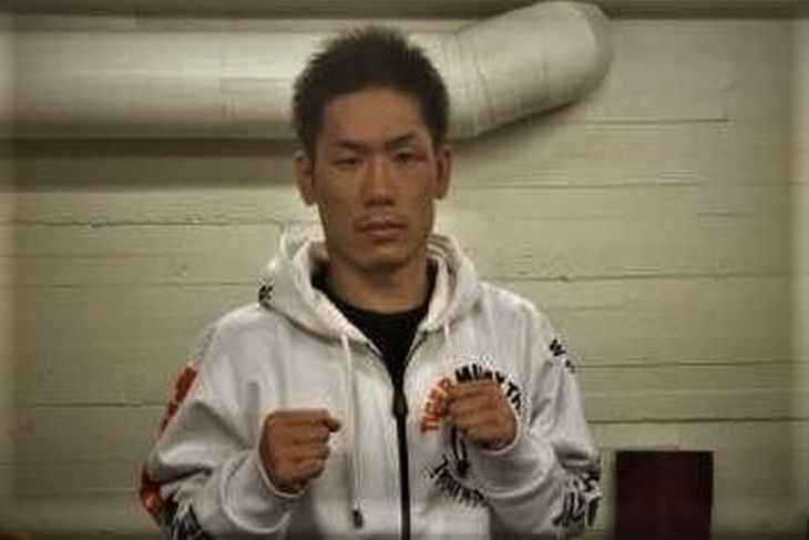 Yamada in Cage38