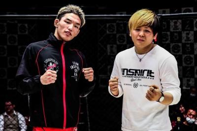 【Shooto】新世代対決=覇彌斗戦に臨む、田丸匠 「格闘技に真剣になるきっかけをくれた選手」