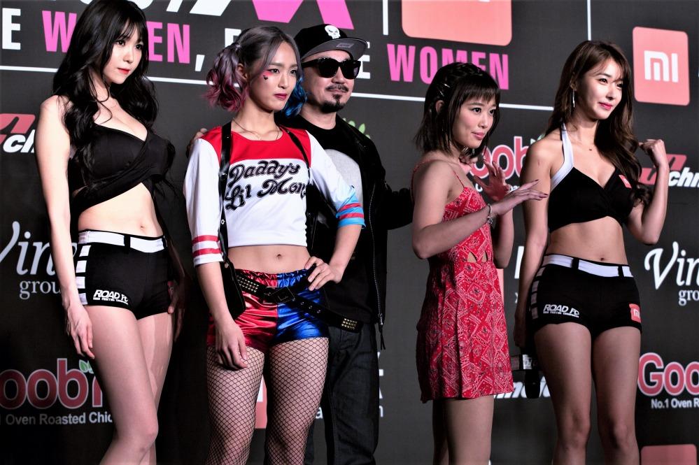 Lim Seo Hee vs Hana Date