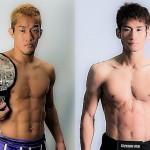 【Deep Cage】5月13日、大塚隆史×石司晃一=DEEPバンタム級戦。MMAレスリング×MMAストライキング