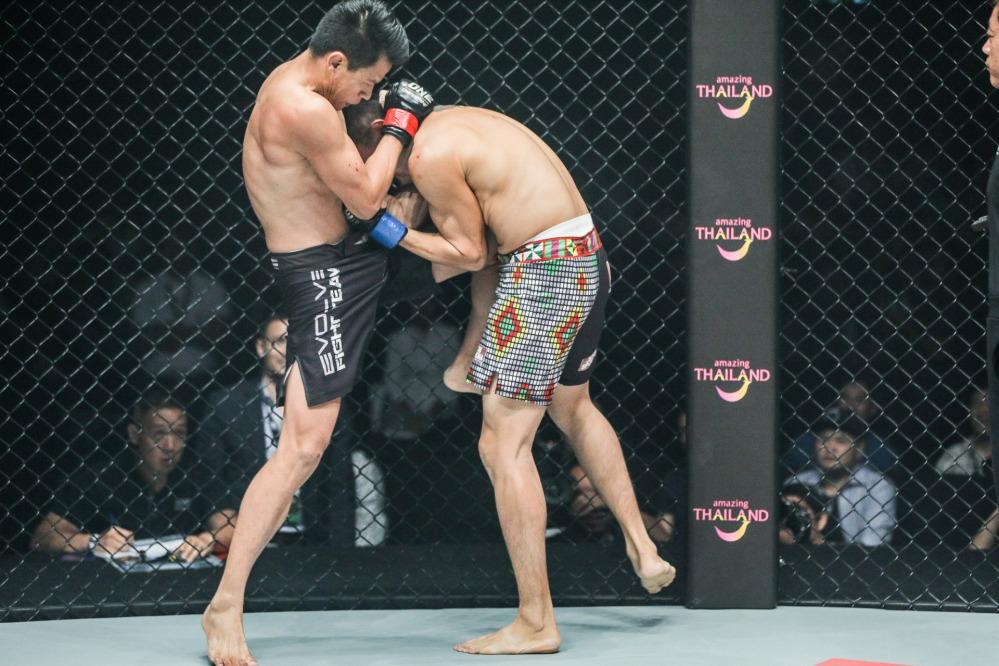 Sagetdao Petpayathai vs Kelvin Ong