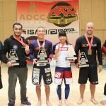 【ADCC Asia & Oceania trial】嶋田裕太&関根秀樹、貫禄の優勝。カザフスタン勢強し