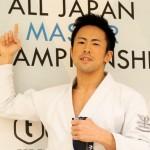 【JBJJF】マスター選手権 黒帯ルースター級優勝、吉岡崇人<02>「誰よりもしんどい練習」