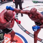 Bellator175「Rampage vs King Mo 2」(3月31日)