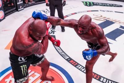Bellator175「Rampage vs King Mo 2」(3月31日)