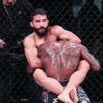 【Bellator178】試合結果 フレイレがギロチンでストラウスを斬って落とし王座奪回。AJ・マッキー鮮烈!!