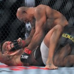 【UFC FOX24】組まれると、勝ち目なし? ロバート・ウィティカーは焦らし戦法でジャカレの前進を待て