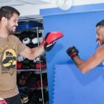 【UFC212】レオ・サントスが柔道&柔術のカナディアン=オバメルシエと対戦