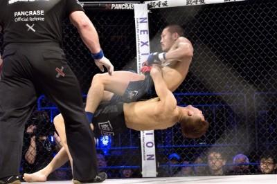 【Pancrase286】内村洋次郎に判定勝ち、再起戦で勝利の松嶋こよみ 「UFC帰りの選手と戦いたい」