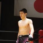 【UFN111】19歳の決断。UFC出場へ井上直樹 「一つでも勝って自分はUFCファイターだと実感したい」