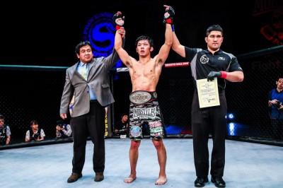 【Shooto】試合結果 斉藤裕が完勝防衛、扇久保も勝ち切り。猿田は圧勝