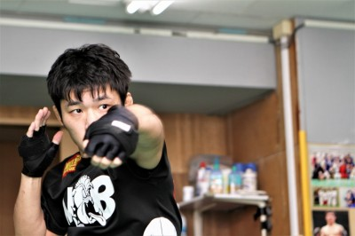 【Shooto】開戦直前、斎藤裕 「未知の相手という印象もあります」