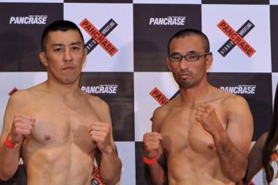 Ishikawa vs Togashi