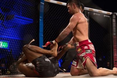 Ishiwatari vs Silva 03