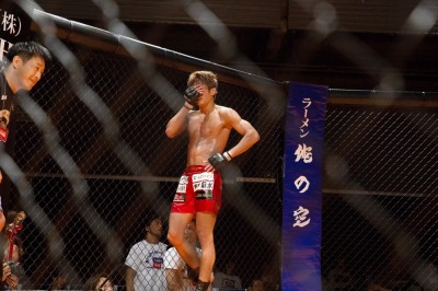 Ishizuka jus ight after fight