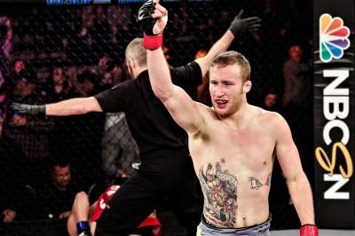 【UFC】キャリア17勝0敗、WSOF世界ライト級王者ジャスティン・ゲイジーがUFCと契約!!!!