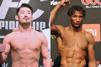 Kim Chang-Hyun vs Mansour Barnaoui