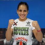 【Pancrase287】朱里と女子ストロー級王座を争うキンバリー・ノヴァス 「UFCへ行くのは私」