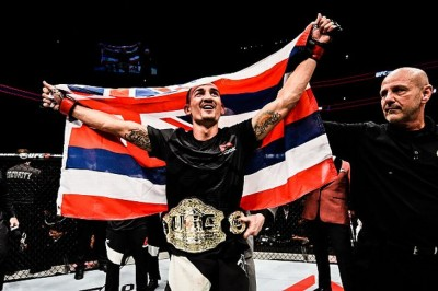 【UFC212】世界フェザー級統一戦の焦点は、暫定王者ホロウェイが正規王者アルドに組みの圧を掛けられるか