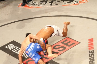 Rafael Silva vs Ueda