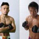 【Shooto】清水×征矢、ケージレスリングによる消耗戦がカギを握る?!