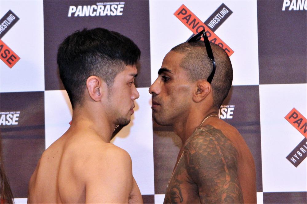 Shintaro Ishiwatari vs Rafael Silva