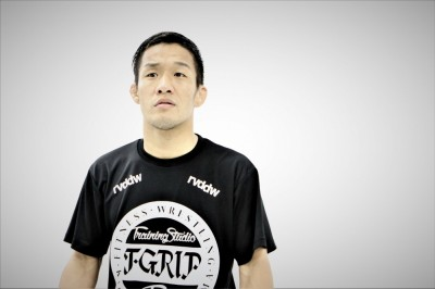 【Deep Cage】石司晃一の挑戦を受ける大塚隆史─01─「試合が決まってから、映像も見ていない」