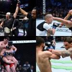 【UFC211】試合結果 ミオシッチ秒殺&ヨアナは完封防衛。アルバレス×ポイエーは?なノーコンテスト